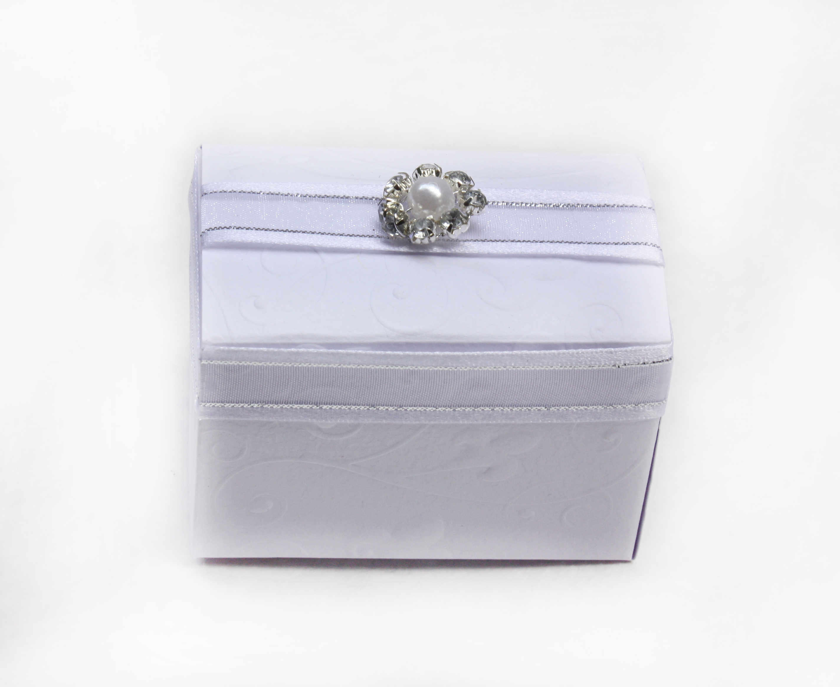 Wedding Favor Box- Front