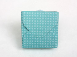 Baby Shower Favor Box- back