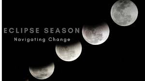 Tarot in Eclipse Season, the New Moon and the 'Kings' Meteor Shower