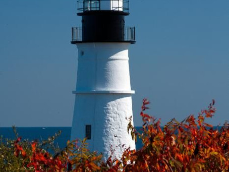 September is the Lighthouse