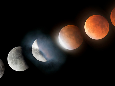 A Ritual for the Super Full Blood Moon Total Lunar Eclipse