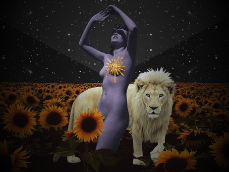 Lucid Dreaming with the New Moon in Leo