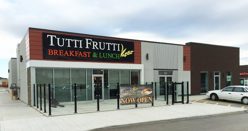 Tutti Fruiti Breakfast & Lunch