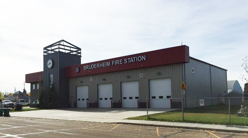 Bruderheim Fire Hall