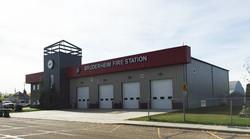 Bruderheim Fire Hall