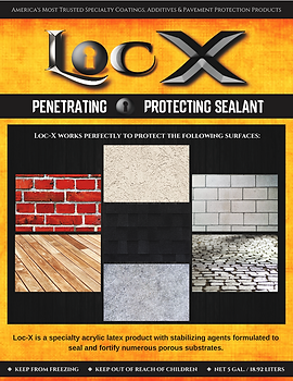 Loc-X Sealant