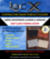 Loc-X Surface Cleaner