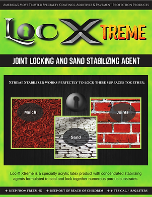 Loc-X Joint Locking & Stabilizing Agent