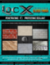 Loc-X Gloss Finish