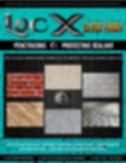 Loc-X Gloss Finish Protective Sealant