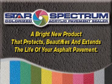 Star Seal Spectrum