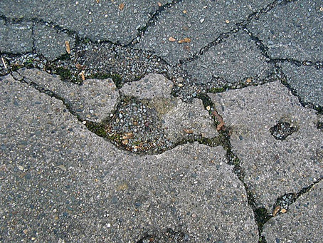 13 PAVEMENT FAILURES & DEFECTS YOU SHOULD KNOW!