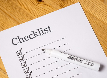 A CHECKLIST TO WINTERIZE YOUR SEALCOATING BUSINESS