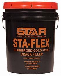 Star Sta-Flex Cold Pour Crack Filler