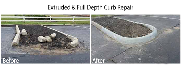 Columbus, Ohio Curb Repair