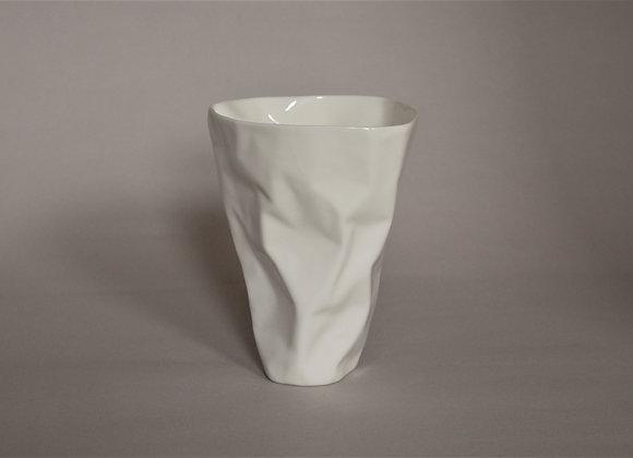 白磁ビールグラス | cup