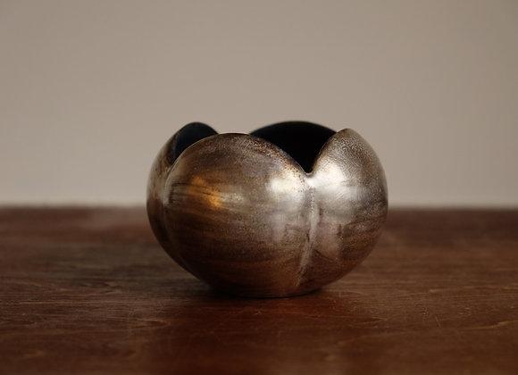 銀彩小鉢   small bowl