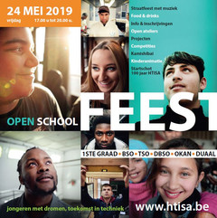 Panelgesprek / Open school 24/5/2019