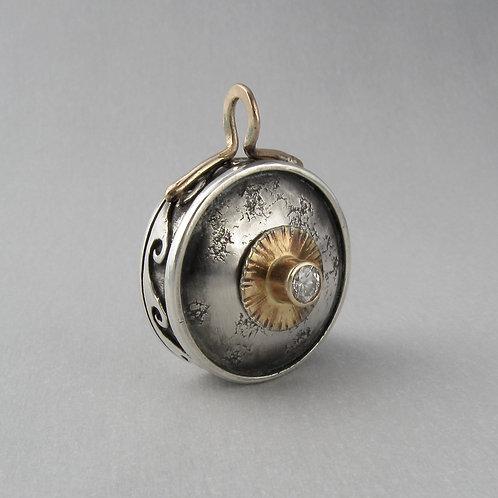 Wedding Ring Memento Vitae