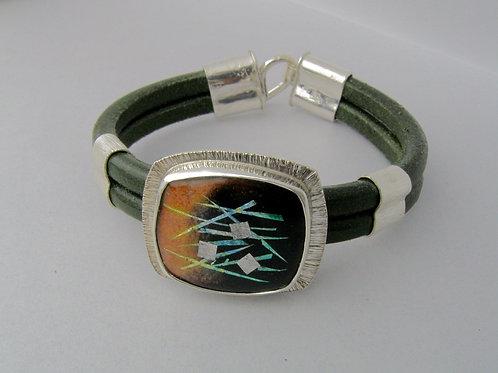 Enamel Jewel bracelet