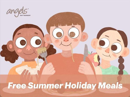 Community Meals During Summer