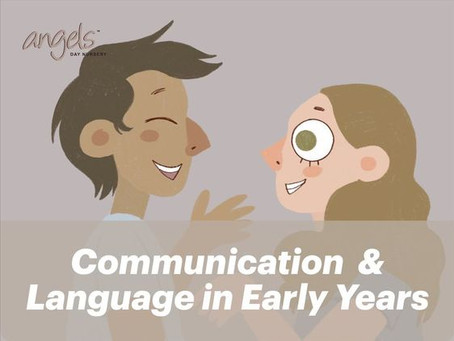 Communication & Language in Early Years