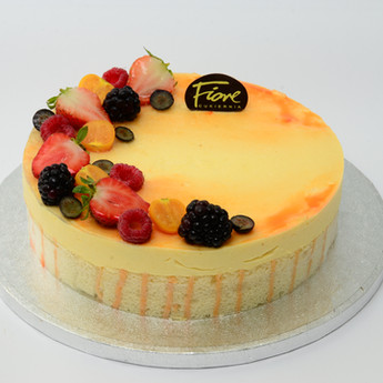 Tort Maracuja