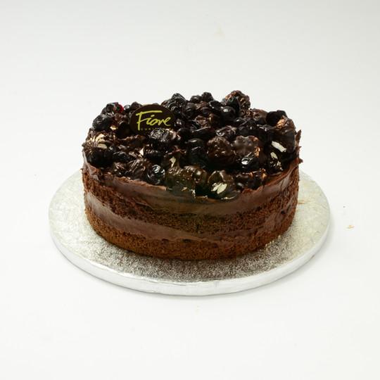 Tort Czarna Perła