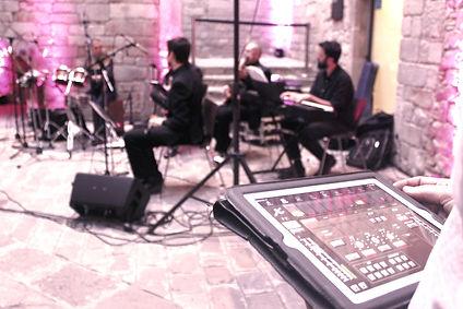 Técnico de Sonido en directo