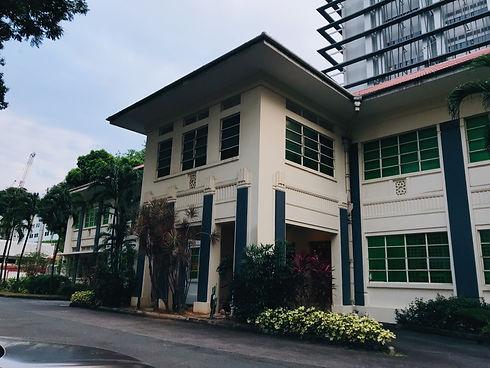 Medical Alumni Building