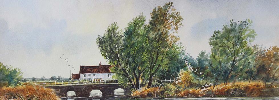 Doddington Mill 33cm x 24cm.jpg