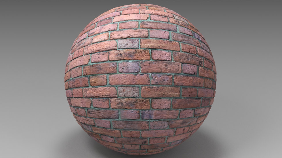 Old Red Brick