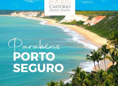 Parabéns Porto Seguro!