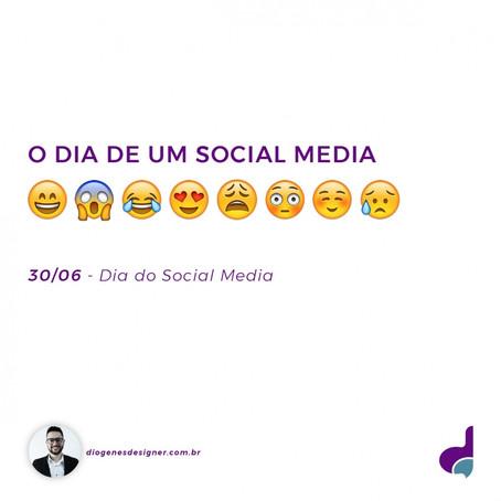 O Dia de um Social Media.