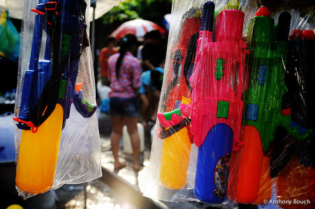 """Songkran"" by LightOnDude is licensed under CC BY-NC-ND 2.0"