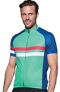 PURE PRINTS | Dye Sub PREMIUM | Cycling Full Zip