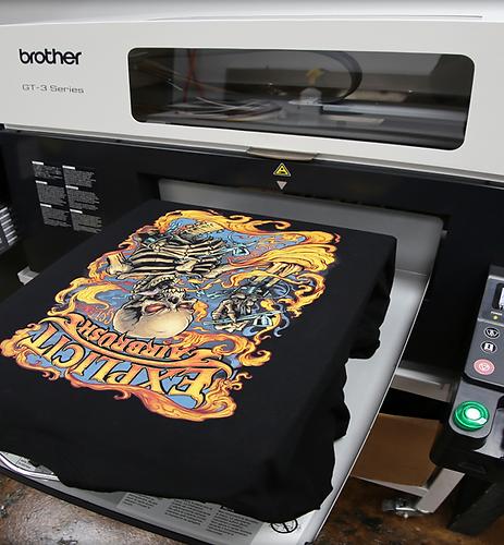 PURE PRINTS|DTG Printing