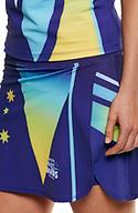 PURE PRINTS | Dye Sub PREMIUM | Netball Skirt