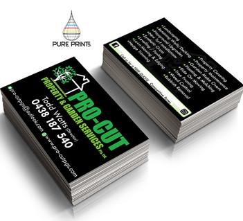 PRO-CUT Bcards