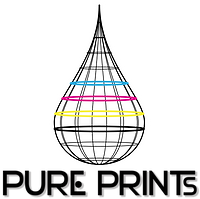 Pure Prints Custom T-shirt Shop Seaford VIC Logo
