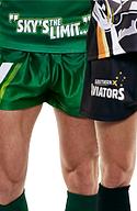 PURE PRINTS | Dye Sub PREMIUM | Rugby Shorts