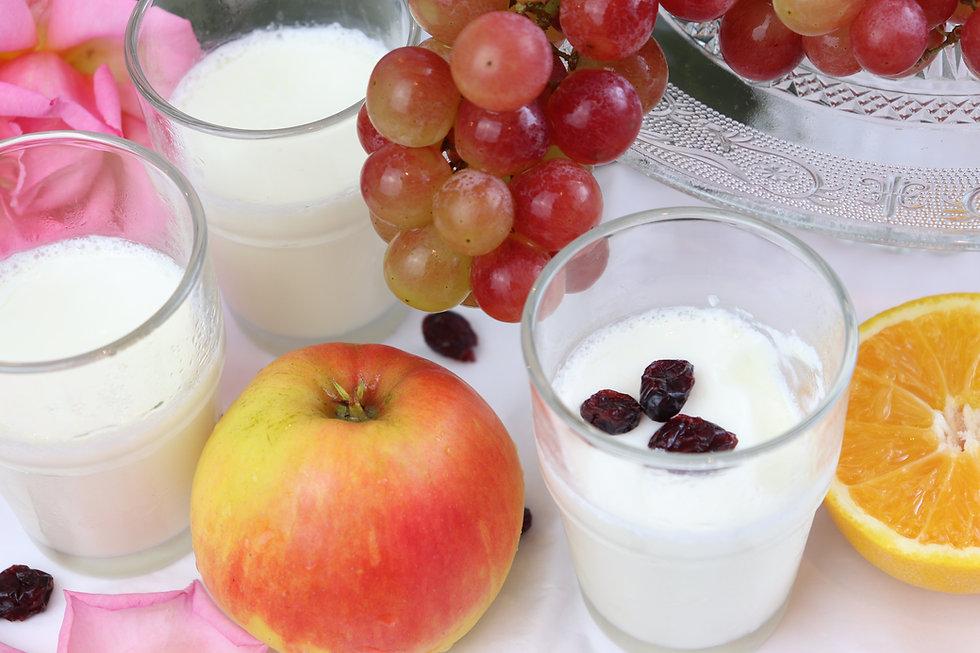 IMG_5347.JPG Früchte mit Natur Joghurt | gesund | gesund und köstlich