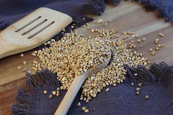 IMG_9253.JPG Buchweizen | glutenfrei | Pseudogetreide | Knöterichgewächse | gesund und köstlich | Zöliakie