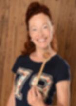 Marlene Georgia Fruehauf, Diploma in Ernährung, Ballettlehrerin