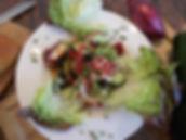 vegetarisch, Spitzpaprika-Peperoni-Salat