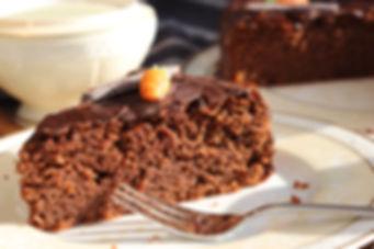 IMG_2290.JPG Schoko-Möhren-Mandel-Torte