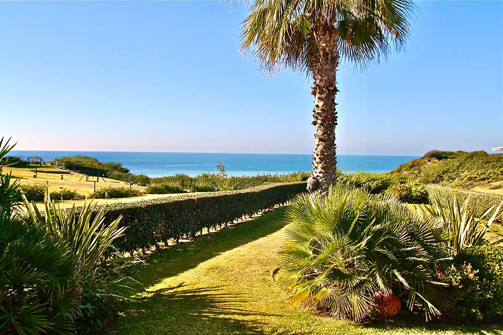 first-line-garden-plot-sea-view-beach-ro