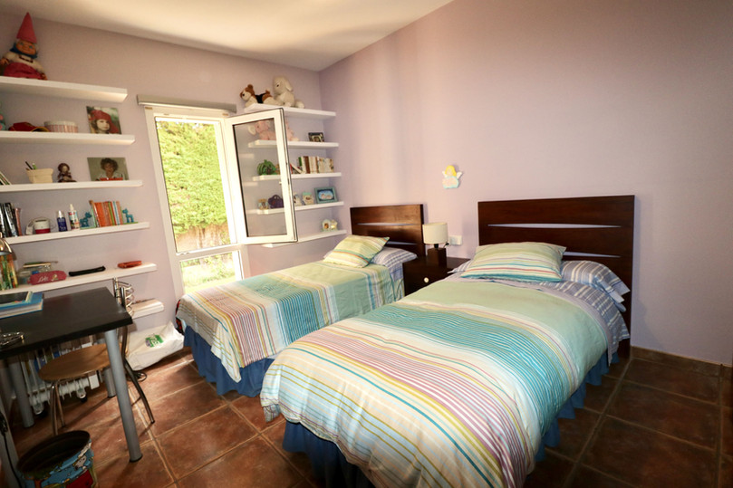 Schlafzimmer fuer Gaeste