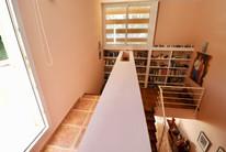 Hall und Treppenhaus