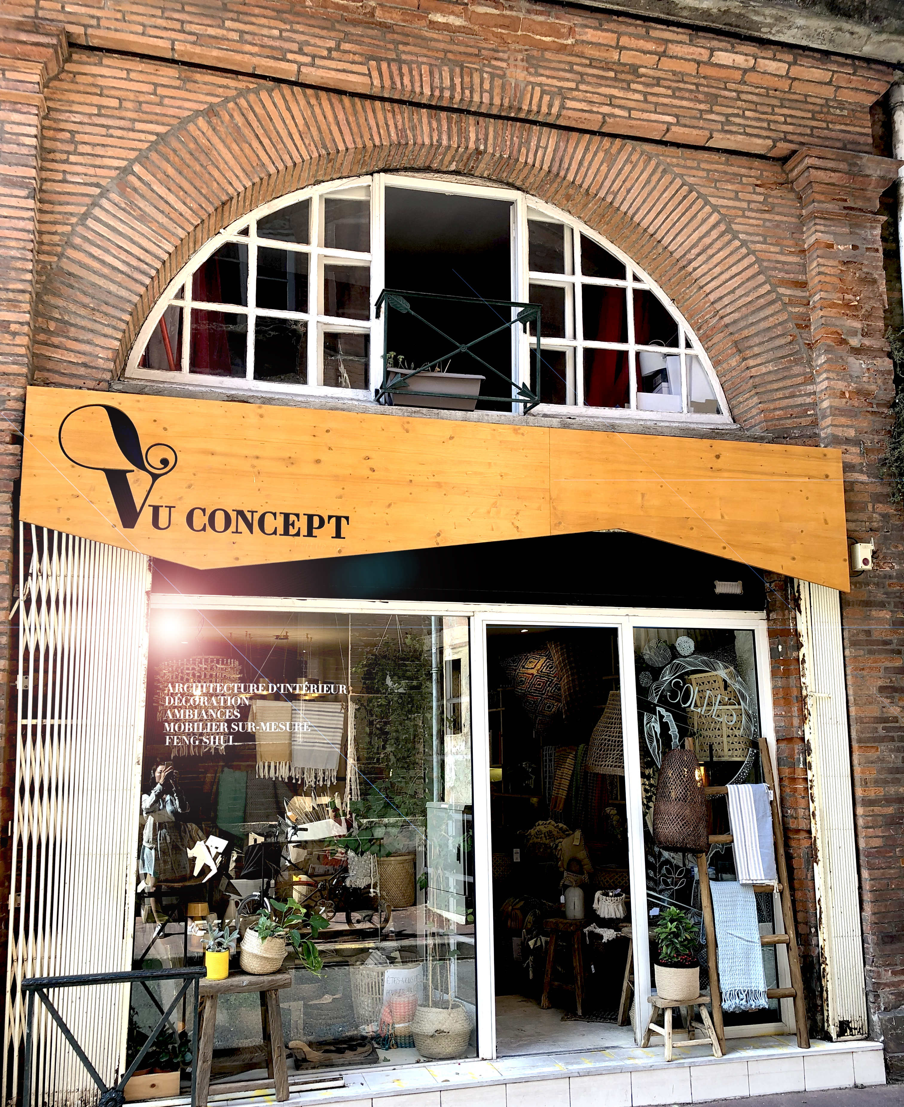 BOUTIQUE VU CONCEPT - 31000 Toulouse